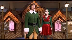 elf-singing